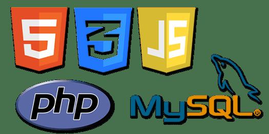 html-css-javascript-mysql-php