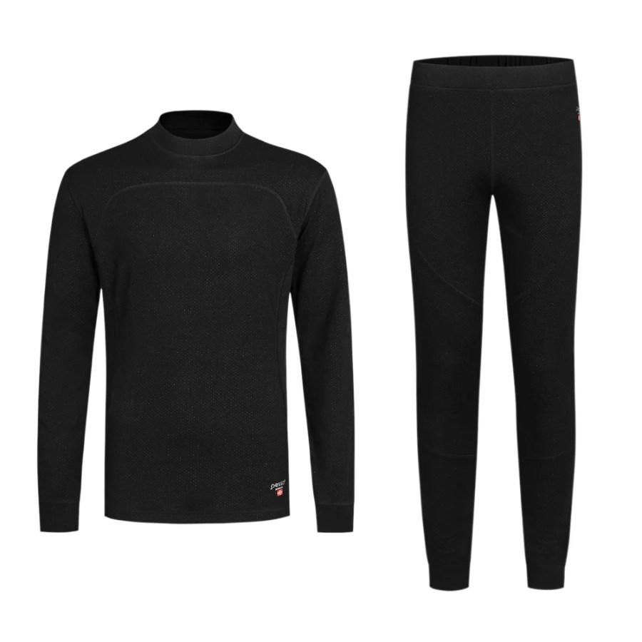 Merino wool thermal underwear Pesso Merino 80 pessosafety.eu