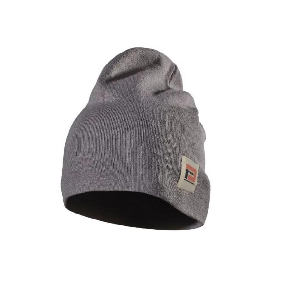 Cotton hat Pesso Kansas grey pessosafety.eu
