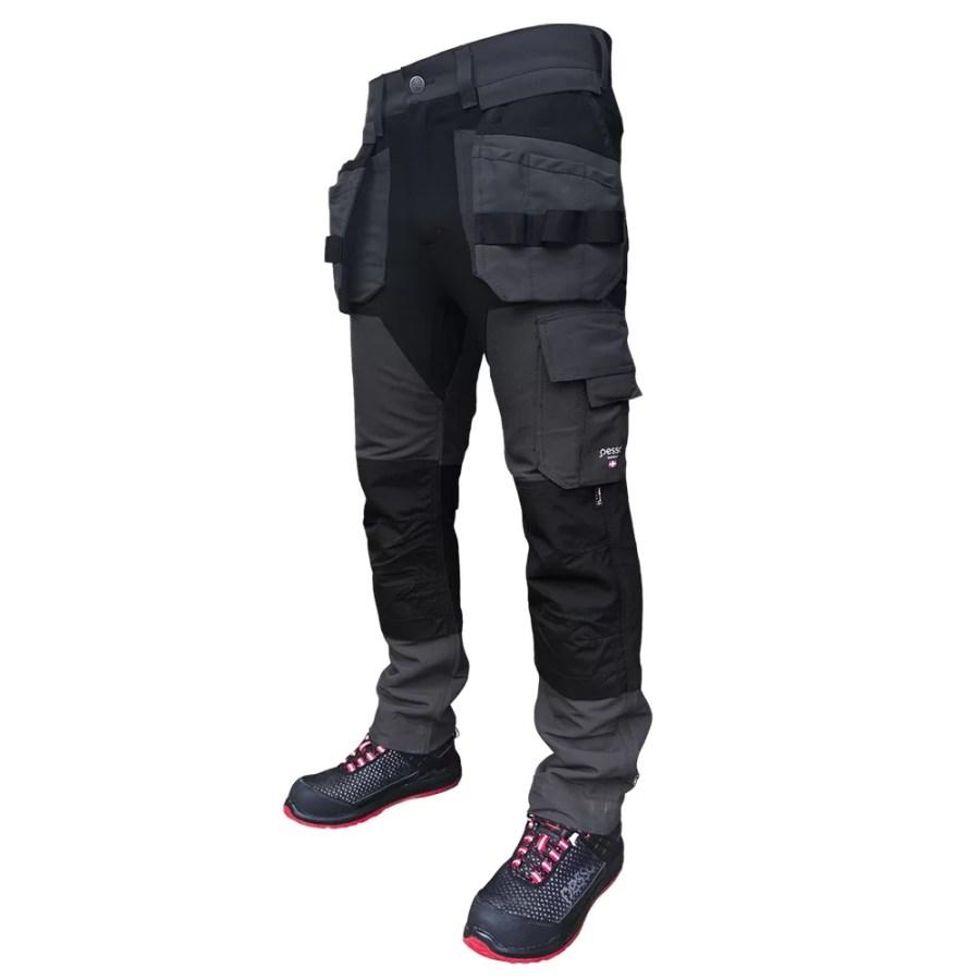 Workwear trousers Pesso Titan Flexpro | pessosafety.eu