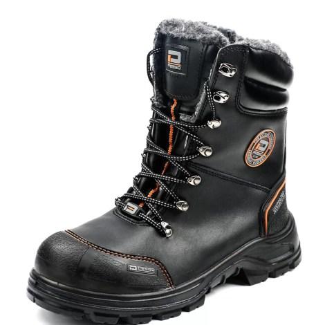 Leather safety shoes Pesso NORDSTAR S3 pessosafety.eu