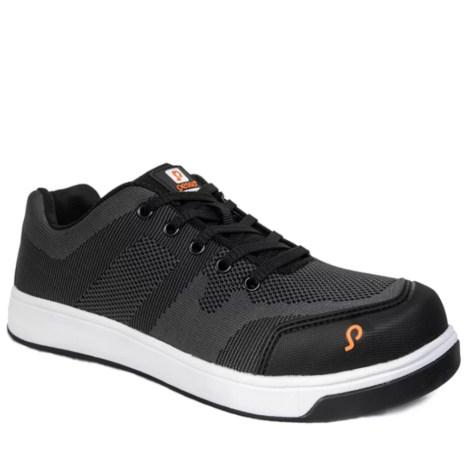 Safety shoes Pesso Basel S1P Composite nose Kevlar pessosafety.eu..