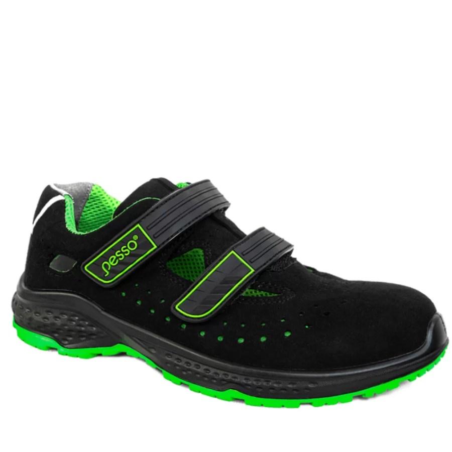 Safety shoes Pesso Bolero S1P pessosafety.eu