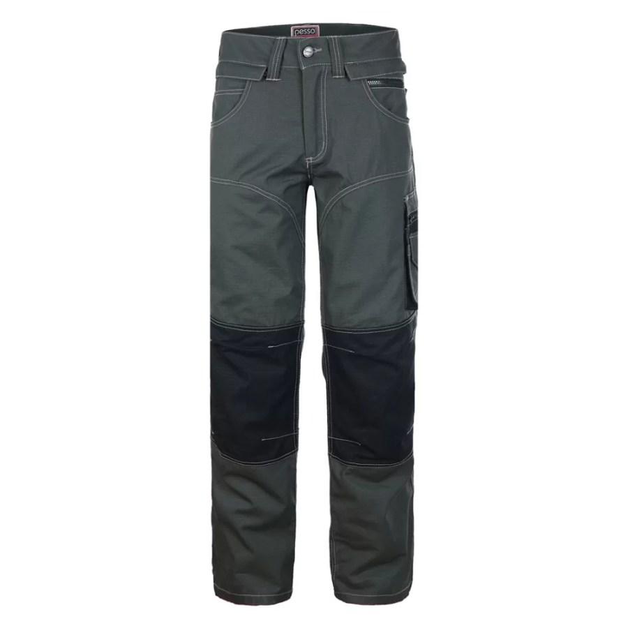 Workwear pants RipStop chaki pessosafety.eu