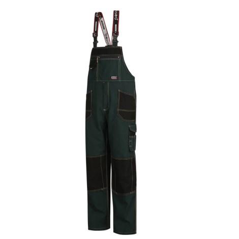 Workwear jacket Pesso Canvas DPCZ, green pessosafety.eu