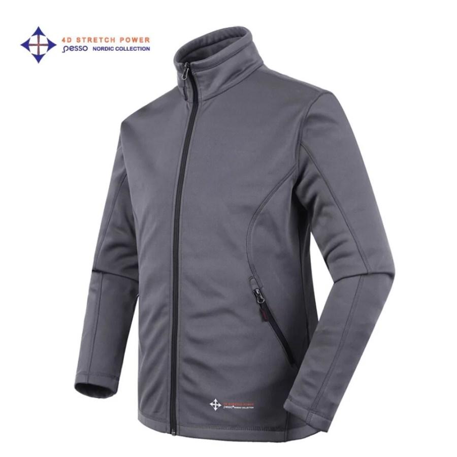 Sweater Pesso 4-Way Stretch 725 grey pessosafety.eu