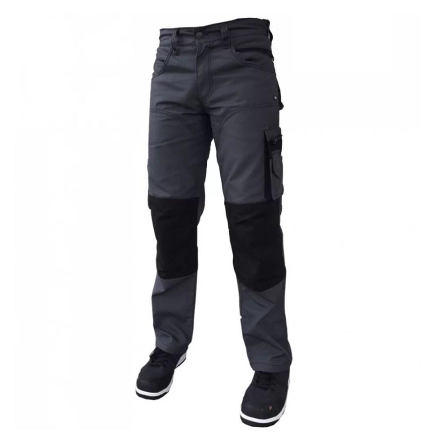 Worwear trousers Pesso KDCP, grey pessosafety.eu
