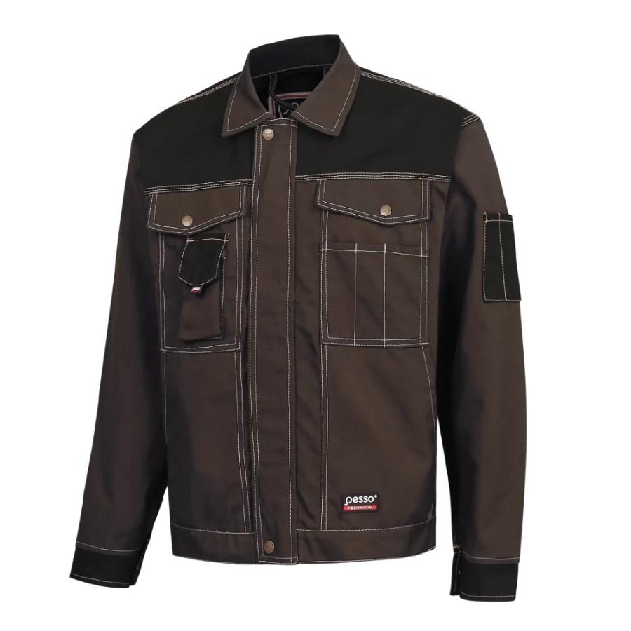 Workwear Jacket Pesso DSRD pessosafety.eu