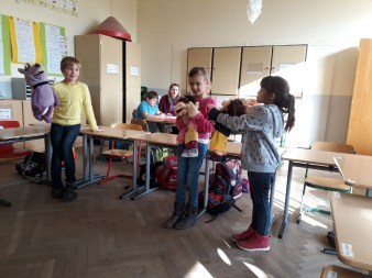 Handpuppen Workshop