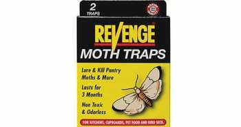 Revenge Moth Traps