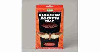 Bird Seed Moth Trap