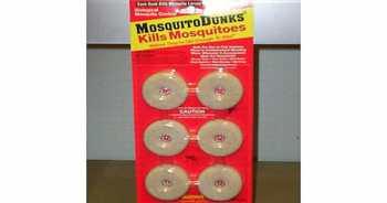 Kills Mosquito Larvae