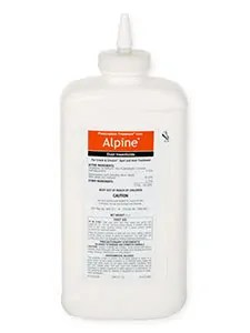 Alpine Dust