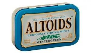 Altoids mint