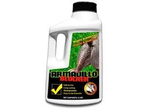 All Natural Repellent Armadillo Blocker by BuyBlocker