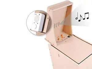 Audio Atractor in Trap Door