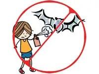 Bat repellent