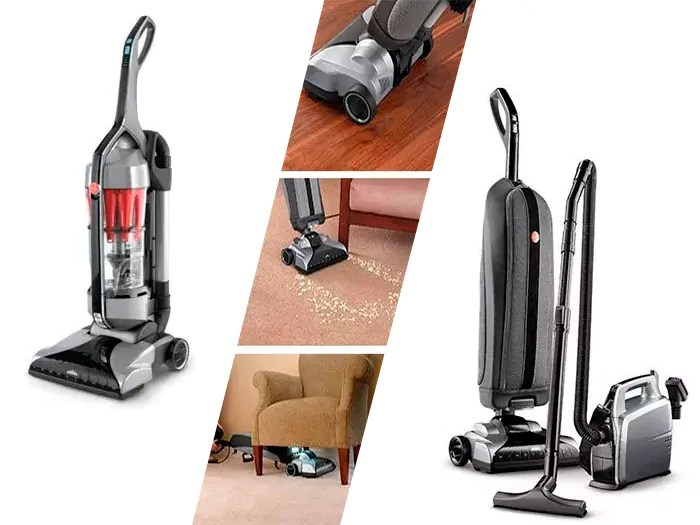 Best Vacuum for bed bugs HEPA Upright Vacuum - Hoover Platinum Collection