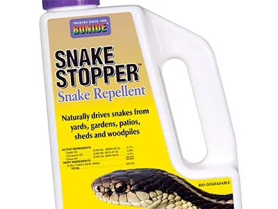 Snake Stopper by Bonide