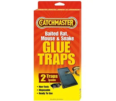 Glue Rat Trap by Catchmaster