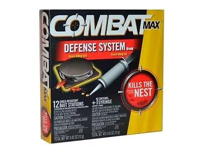 Combat Max Defense System