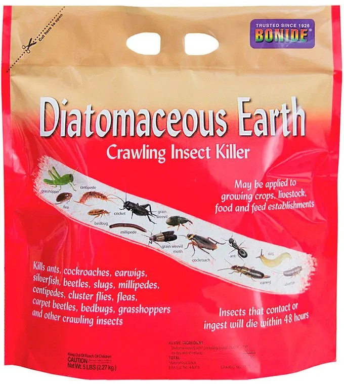 Diatomaceous Earth by BONIDE