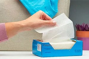 Dryer Sheets in box