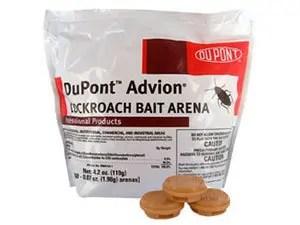DuPont Advion Cockroach Bait Arena