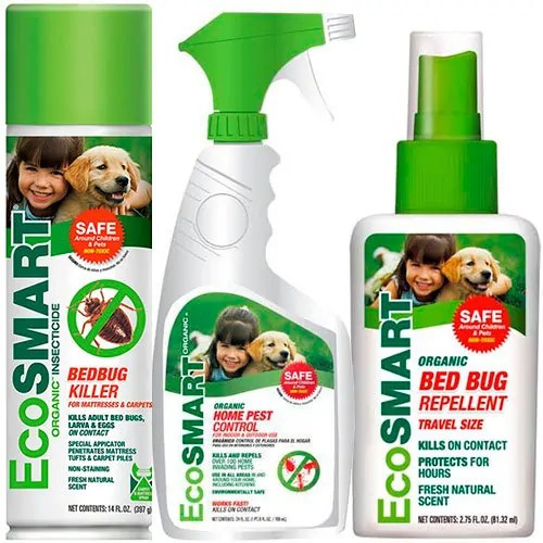 Bed Bug Products by EcoSmart