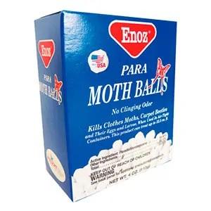 Enoz moth balls
