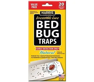 Bed Bug Glue Trap by Harris