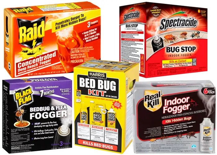The best Home Depot bedbugs products