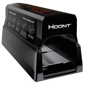 Electronic rodent trap by Hoont