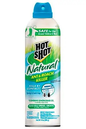Hot Shot Natural Ant & Roach Killer