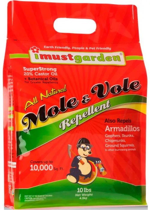 Mole & Vole Repellent by IMustGarden
