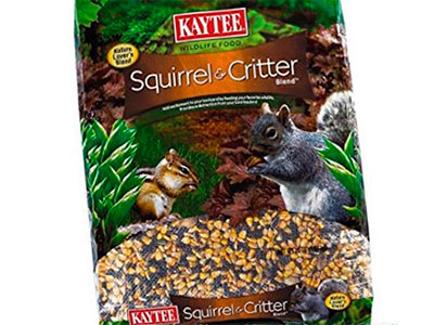 Squirrel Bait by Kaytee