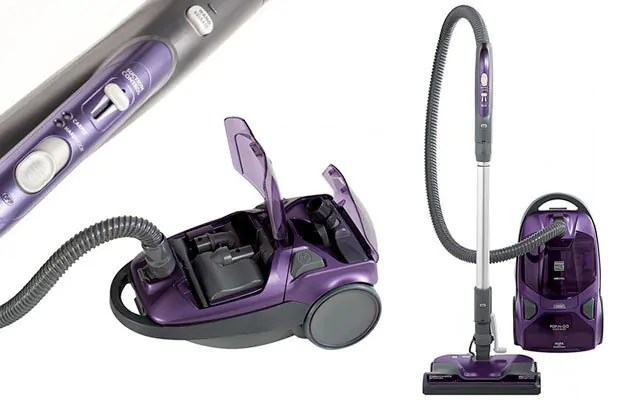 600 Canister HEPA Vacuum by Kenmore