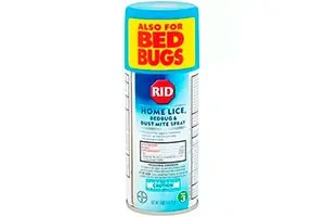 Home Lice by RID