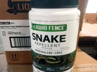 Liquid Fence Snake Repellents Box