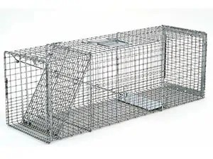 Live Cage Trap Rear Release by Safeguard