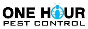 Logo: One Hour Pest Control