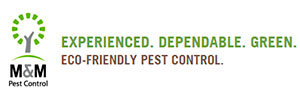 Logo: M&M Pest Control