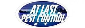 Logo: At Last Pest Control