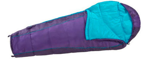 Kids' Outdoor Mummy Sleeping Bag by Magellan