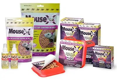 Mouse Poisons MouseX by EcoClear Products