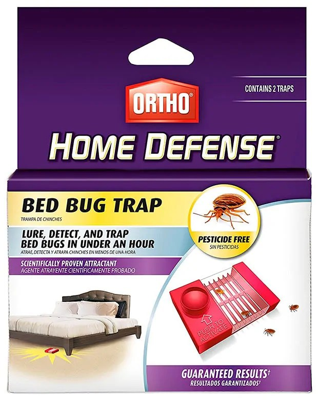 Bed Bug Trap by ORTHO
