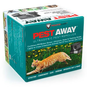 Pest Away Ultrasonic Pest Repeller
