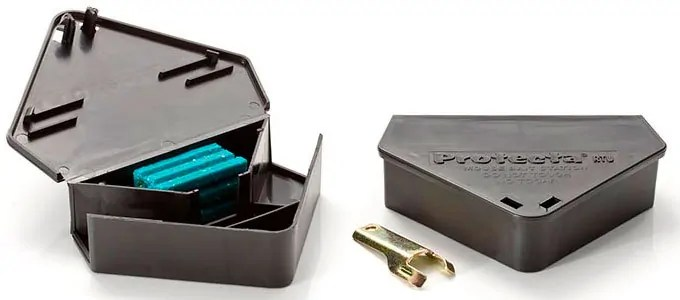 Mouse Bait Station by Protecta RTU
