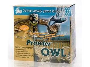 Prowler Owl deterrent