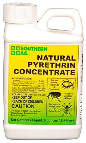 Natural Pyrethrin Concentrate by Southerrn AG